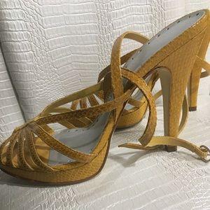 BCBG girls High heel sandals